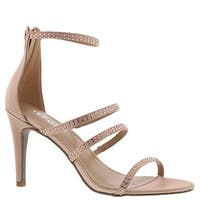 Report Womens Abella Open Toe Special Occasion Ankle Strap Sandals