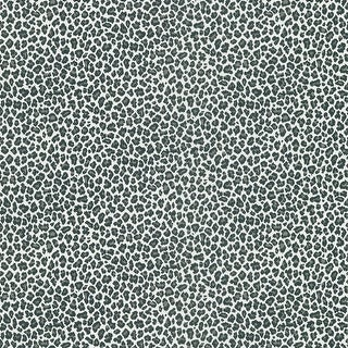 Brewster 443-62509 Sassy Black Cheetah Print Wallpaper