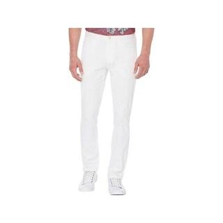 Perry Ellis Mens Casual Pants Slim Fit Stretch