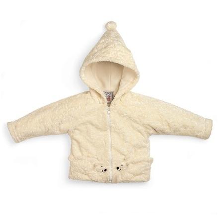 Fuzzy Wear Polar Bear Hoodie 12-18 Months