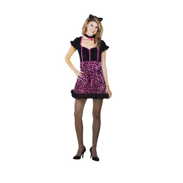 Sassy Kitten Costume, 8-10