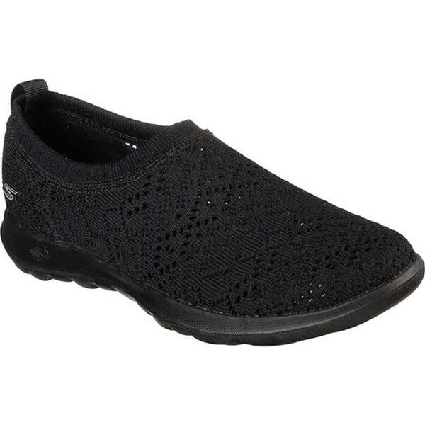 GOwalk Lite Harmony Slip-On Shoe Black