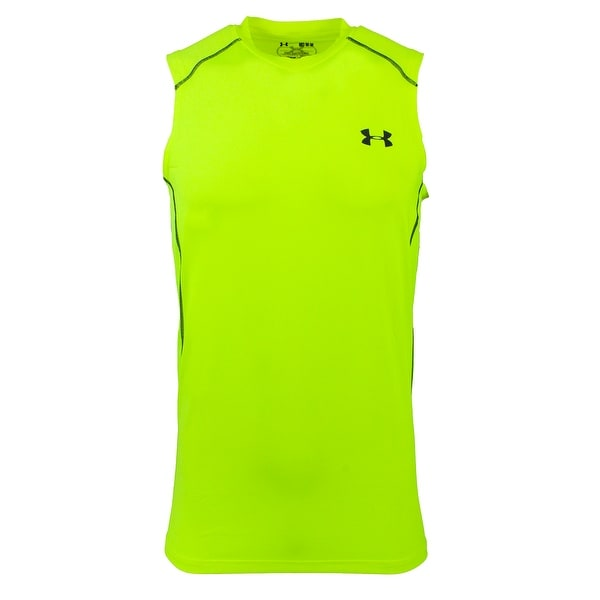32646fddb672f Shop Under Armour Men s Raid Sleeveless Tee - Free Shipping On Orders Over   45 - Overstock - 23548354