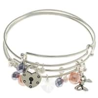 Sweetheart Bangle Bracelet Set - Exclusive Beadaholique Jewelry Kit