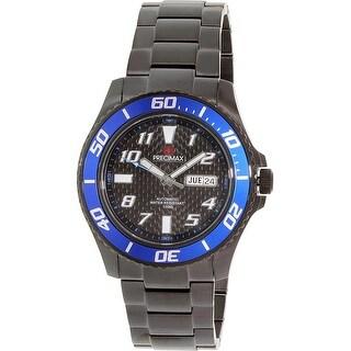 Precimax Men's Aqua Classic Automatic Fashion Watch PX13225