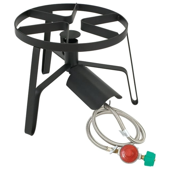 Bayou Classic SP-1 Jet Outdoor Gas Cooker - Black