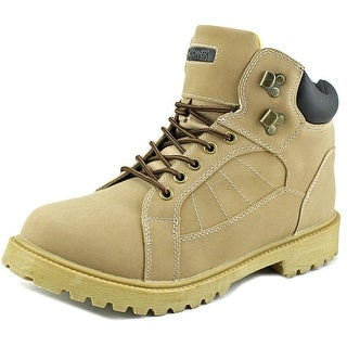 Donner Mountain Iron    Round Toe Synthetic  Work Boot