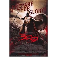 Poster Print entitled 300 (2007) - Multi-color