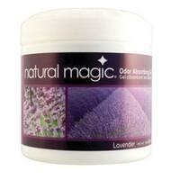 Natural Magic 4044 Odor Absorbing Gel, Lavender scent, 14 Oz