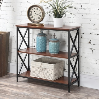 Link to Carbon Loft Ehrlich 3-shelf Bookcase Similar Items in Bookshelves & Bookcases