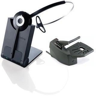 Jabra PRO 920 Wireless Mono Headset w/ Lifter - Comparable to Plantronics CS530 + HL10