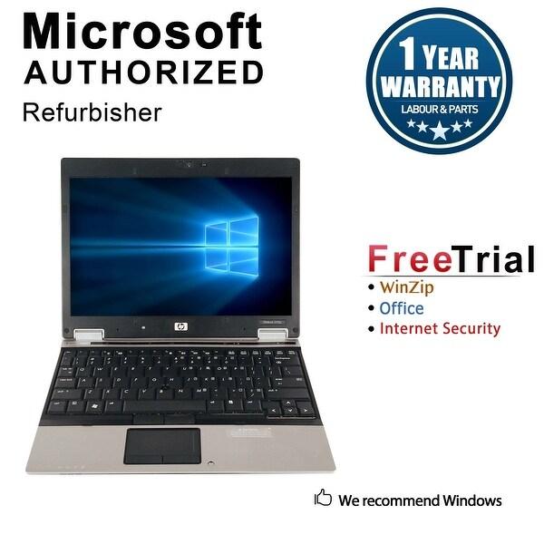 b382b94db6907d Shop Refurbished HP EliteBook 2530P 12.1   Laptop Intel Core 2 Duo ...