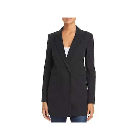 Kenneth Cole New York Womens Blazer Long Office