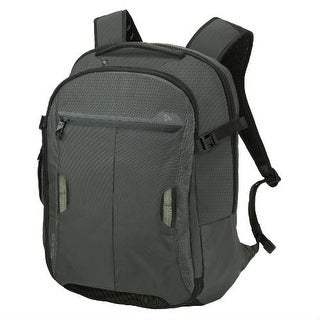 Travelon Anti-Theft Active Backpack Carry-on-Charcoal Anti-Theft Active Backpack Carry-on