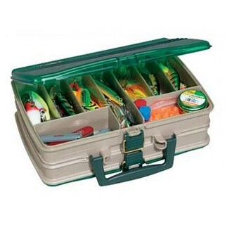PlanoA 1120-00 Double Sided Satchel Style Tackle Box