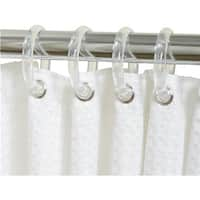 Zenith Prod. Clr Shower Curtain Ring SSR001KK Unit: EACH