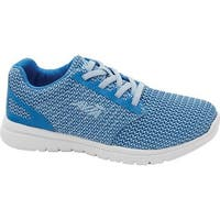Avia Women's AVI-Solstice Running Shoe Chiffon Blue/White