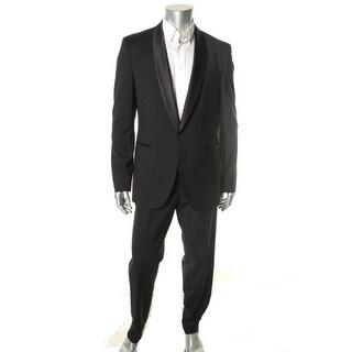 Hugo Boss Mens The Sky1/Gala 1 Tuxedo Satin Trim 2PC - 44r