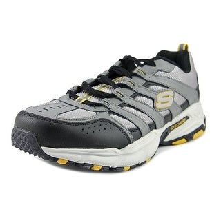 Skechers Stamina Plus-Rappel    Round Toe Leather  Cross Training