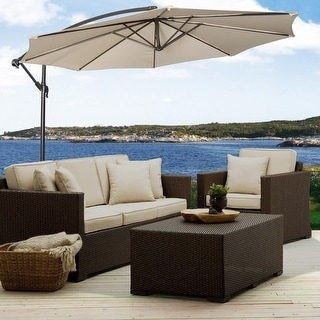 Patio Umbrellas U0026 Shades | Shop Our Best Garden U0026 Patio Deals Online At  Overstock.com