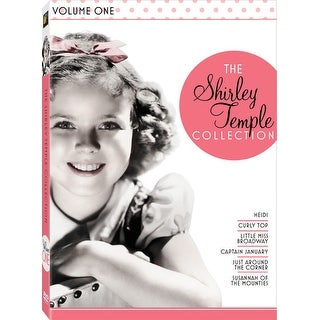 Shirley Temple Collection 1 [DVD]
