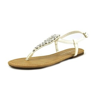 Rampage Pindle Open Toe Synthetic Thong Sandal