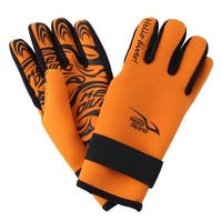 Adult Unisex Neoprene Anti Slip Swimming Surfing Diving Gloves Pair