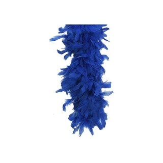 Royal Blue 80 Gram Feather Boa