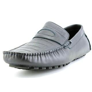 Zanzara Monet Men Square Toe Leather Loafer