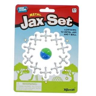 Metal Jax and Ball