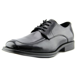 Kenneth Cole Reaction Sim-Plified Men Square Toe Synthetic Black Oxford