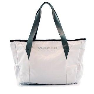 Vulcan Club Tennis Tote (White)