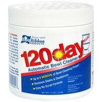 Blue Ribbon 02001 120-Day Plus Automatic Toilet Bowl Cleaner, 14 Oz