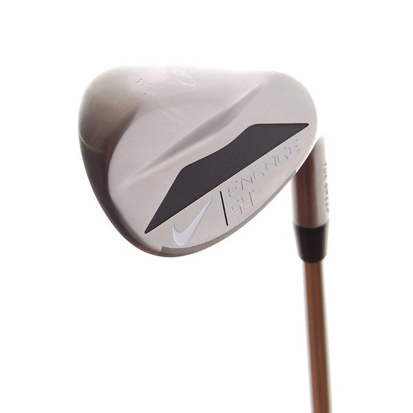 New Nike Engage Wedge 54* (Toe Sweep) X3X RH w/ Red Tour Wrap Grip