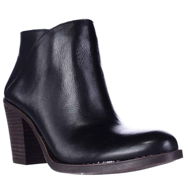 Lucky Brand Womens Eesa Closed Toe Ankle Fashion Boots