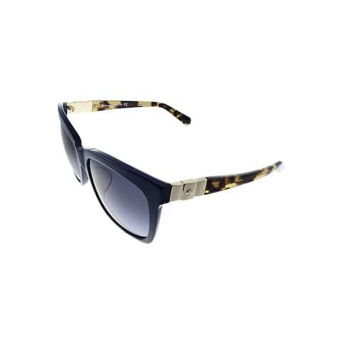 Kate Spade KS Dagmar/F/S ILL Womens Blue Frame Grey Gradient Lens Sunglasses