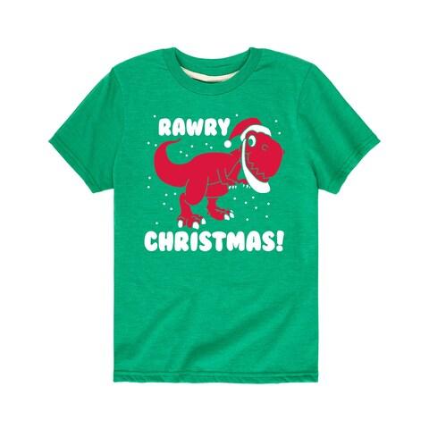 Rawy Christmas - Youth Short Sleeve Tee