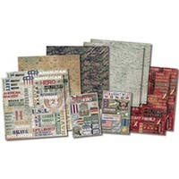 "Military Life - Karen Foster Scrapbook Page Kit 12""X12"""
