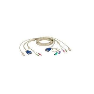 Black Box Network Services - Servswitch Dt Pro Ii Cable, 6-Ft. (1.8-M