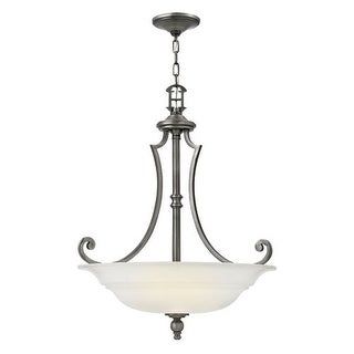 Hinkley Lighting 4244 3 Light Large Foyer Pendant from the Plymouth Collection