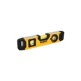 "DeWalt 9"" Torpedo Level"