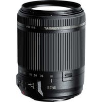 Tamron 18-200mm f/3.5-6.3 Di II VC All-In-One Zoom Lens for Canon - Black