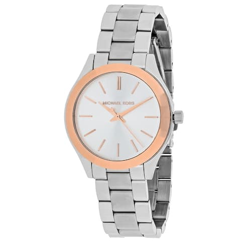 Michael Kors Women's Silver Dial Watch - MK3514