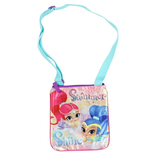 Shimmer and Shine What's Your Wish Passport Handbag - Multi - One Size Fits most