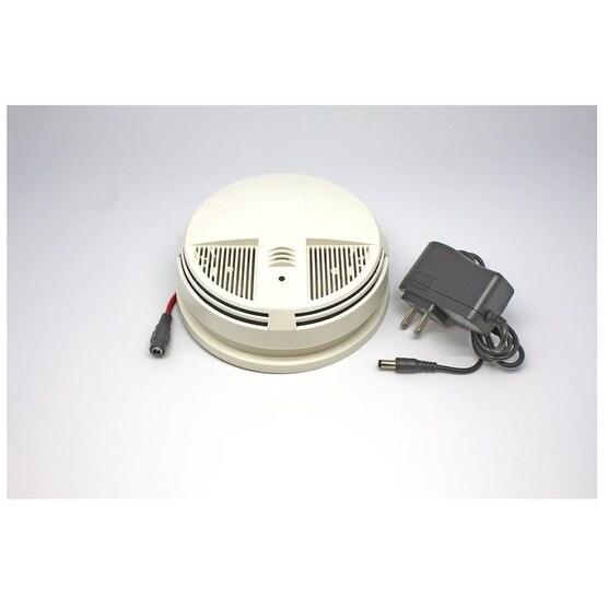 Spy Tec Sg1545wf Wi-Fi Motion-Activated 720P Hd Night Vision Smoke Detector