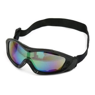Motocross Motorcycle Dirt Bike Off Road Colorful Lens Goggles Glasses Eyewear