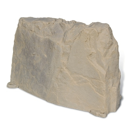 Fake Rock Artificial Stone Backflow and Water Pump Cover - Thumbnail 2