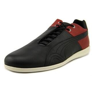 Puma Future Cat SF Premium 10 Men  Round Toe Synthetic Black Sneakers