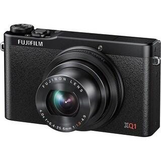 Fujifilm XQ1 Digital Camera (Black) (International Model)