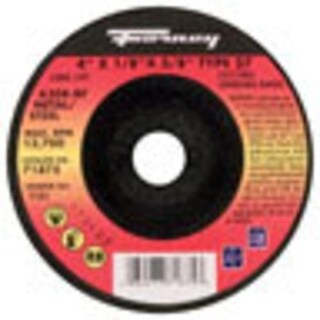 "Forney Industries 71875 4""x1/8"" x 5/8"" Grinding Wheel"